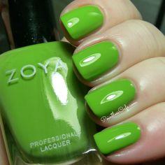 Zoya Tilda - Used One Mani