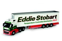 The 'Emma Jade'. Our officially licensed and perfectly crafted 1:76 scale diecast Volvo FH Fridge Trailer.