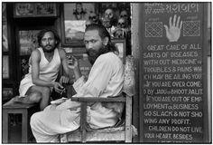 Hindistan, Maharashtra. Bombay, 1947 by Henri Cartier-Bresson