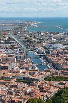 Canal de Sète.