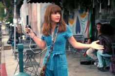 Girlboss, Netflix's new original comedy series, is about a young woman named Sophia Marlowe (a fictionalized version of Nasty Gal founder and Girlboss author Sophia Amoruso, played by Britt R…