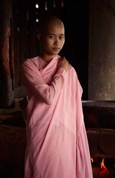 burma buddhist nuns - Google Search