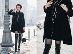 e65a8bdd56ce1 44 Outfit to Wear with Leather Beret for Women