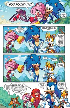 Sonic Boom Comics | Tumblr
