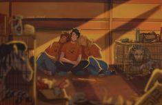 Percy Jackson Characters, Percy Jackson Quotes, Percy Jackson Fan Art, Percy Jackson Books, Percy Jackson Fandom, Fanart, Boy Fishing, Percabeth, Solangelo
