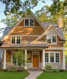 Rustic Cottage House Exterior Design Ideas To Copy 19