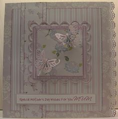 MISSY G DESIGNS: More Mother's Day Cards