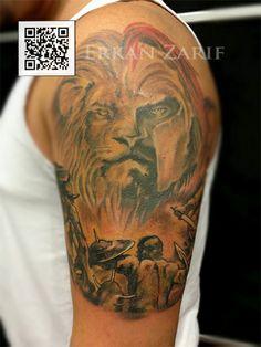 Dövmeci Erkan Dövme Resimleri dövme modelleri http://www.dreamtattoo.com/erkan_tattoos.html