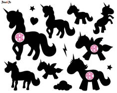 Discover recipes, home ideas, style inspiration and other ideas to try. Unicorn Head, Cute Unicorn, Unicorn Party, Unicorn Birthday Parties, Silhouette America, Vinyl Monogram, Freebies, Silhouette Cameo Projects, Pony