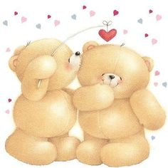 #foreverfriends #teddy #valentines #love