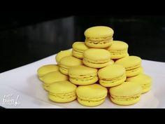 Confection de macarons à la meringue italienne - Envie de Bien Manger