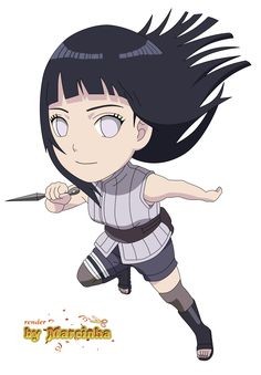 shippuden hinata the last | Chibi - Hinata The Last by Marcinha20 on deviantART