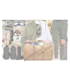 """""""[ 1/27; 9:42 AM. ] """" by lowkeymufasa ❤ liked on Polyvore featuring adidas Originals, HUF, MCM, FRUIT, Casio, Beats by Dr. Dre, Dolce&Gabbana, Guerlain, Givenchy and Casetify"""