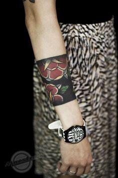 Forearm Tattoo Ideas and Designs 35