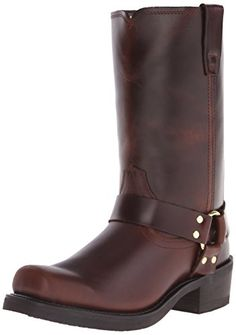 """Durango Men's 11"""" Harness Boot *** To view further for this item, visit the image link."""