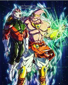 dragon Ball super is wallpaper Dragon Ball Z, Buu Dbz, Tous Les Anime, Majin Boo, Dbz Characters, Image Manga, Anime Comics, Cartoon, Follow Follow