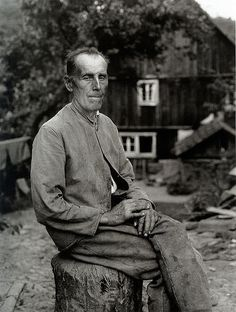 August Sander- the Farmer