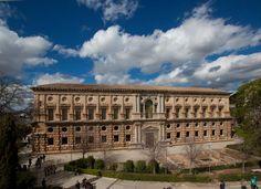 Palacio de Carlos V, sede del Museo de la Alhambra
