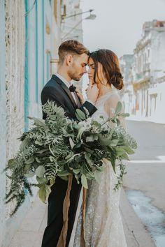 Havana Wedding Inspiration by Gaby Rguez Photography