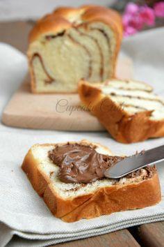 pan brioche con cioccolato