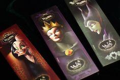 As paletas de sombras das Vilãs da Disney da Vult