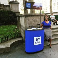275 Best JW- Public Witnessing images in 2018 | Public witnessing