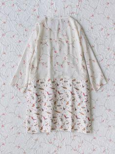 egg | dosa tunisian tunic dress