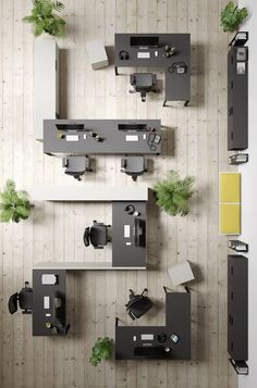 21 Best Inspiring Studio Work Spaces images in 2019 – Modern Corporate Office Design Open Space Office, Bureau Open Space, Open Concept Office, Office Spaces, Corporate Office Design, Open Office Design, Industrial Office Design, Office Design Concepts, Design Ideas