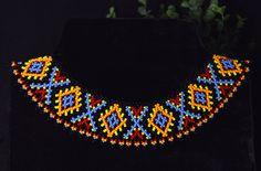 Semilla del grano collar collar Collar collar por NadiyaKharchenko