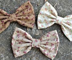 floral bows♡