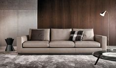 Sofa ANDERSEN LINE / ANDERSEN LINE QUILT by Minotti
