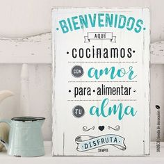 Trendy Home Family Quotes Thoughts Restaurant Vintage, Logo Restaurant, Restaurant Design, Vintage Cafe, Vintage Decor, Le Chef, Mocca, Trendy Home, Cafe Bar