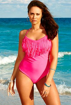 48451f121a Swimwear Department. Fringe SwimsuitBandeau SwimsuitPlus Size SwimwearOne  Piece ...