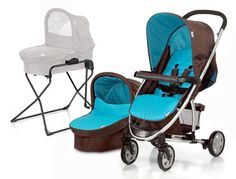 sale $259.00 Hauck Malibu Stroller + Bassinet + Universal Infant Car Seat Adapter + Bassinet Stand