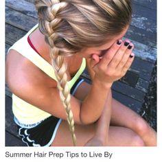 I love this braid!