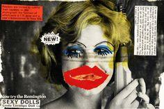 Linder Sterling : Femme/Objet / Galeries / étapes: