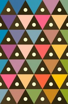 triangle pattern tumbl...