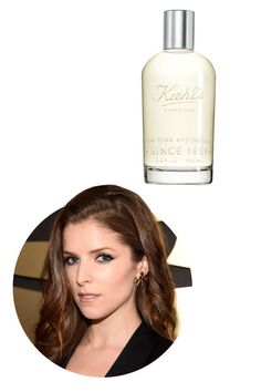 Bonus cute fact: AK buys a new fragrance for every movie she does. (This one was for Happy Christmas.) Kiehl's Orange Flower and Lychee, $75; kiehls.com.   - ELLE.com