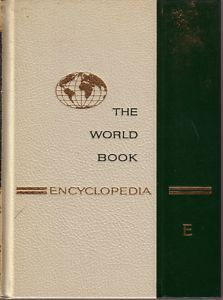 World Book Encyclopedia...got so much use out of our set...