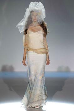 boda civil:: tejidos de tul