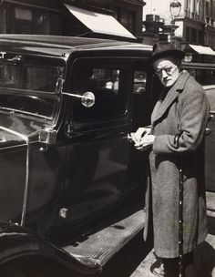 Gisele Freund JAMES JOYCE 1938