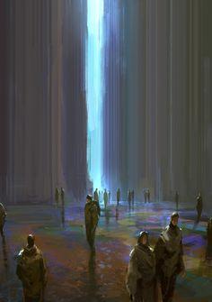 ArtStation - Visions of a Thousand Eyes, Victor Hugo Harmatiuk