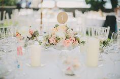 Photography : Thomas Steibl | Floral Design : Blumen Isabella | Reception Venue : Castle Maria Loretto Read More on SMP: http://www.stylemepretty.com/2014/03/07/lakeside-wedding-at-castle-maria-loretto/