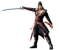 Zhou Tai (Dynasty Warriors 5)