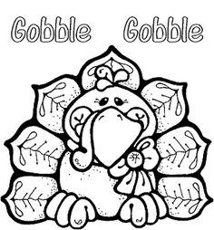 free thanksgiving holiday coloring pages - Thanksgiving Pages To Color For Free