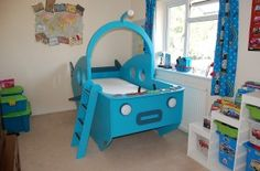 Octonauts toddler bed