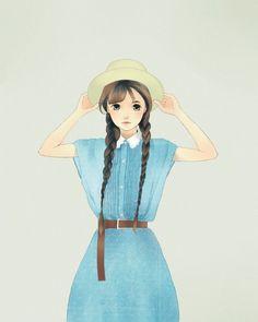 来自泰国组合FFK的一首欢快可爱的歌曲《you…_来自小小青柠檬的图片分享-堆糖网   We Heart It