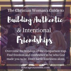 Biblical Friendship Goals The trap of social media