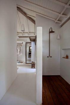 Una casa de estilo natural en Brasil