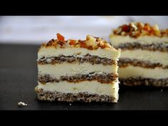 Romanian Desserts, Bun Bun, Cheesecakes, Food And Drink, Cooking Recipes, Sweets, Vegan, Baking, Ethnic Recipes